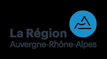 Logo partenaire la région Auvergne Rhône-Alpes